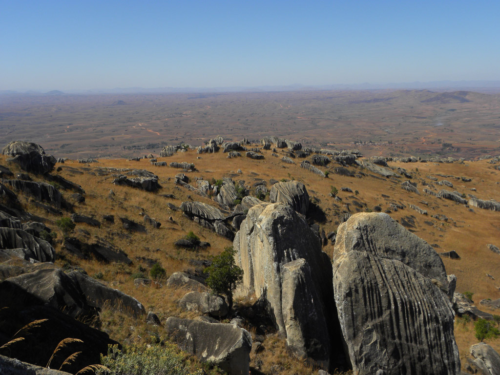 Massif de Bevato, près de Tsiroanomandidy