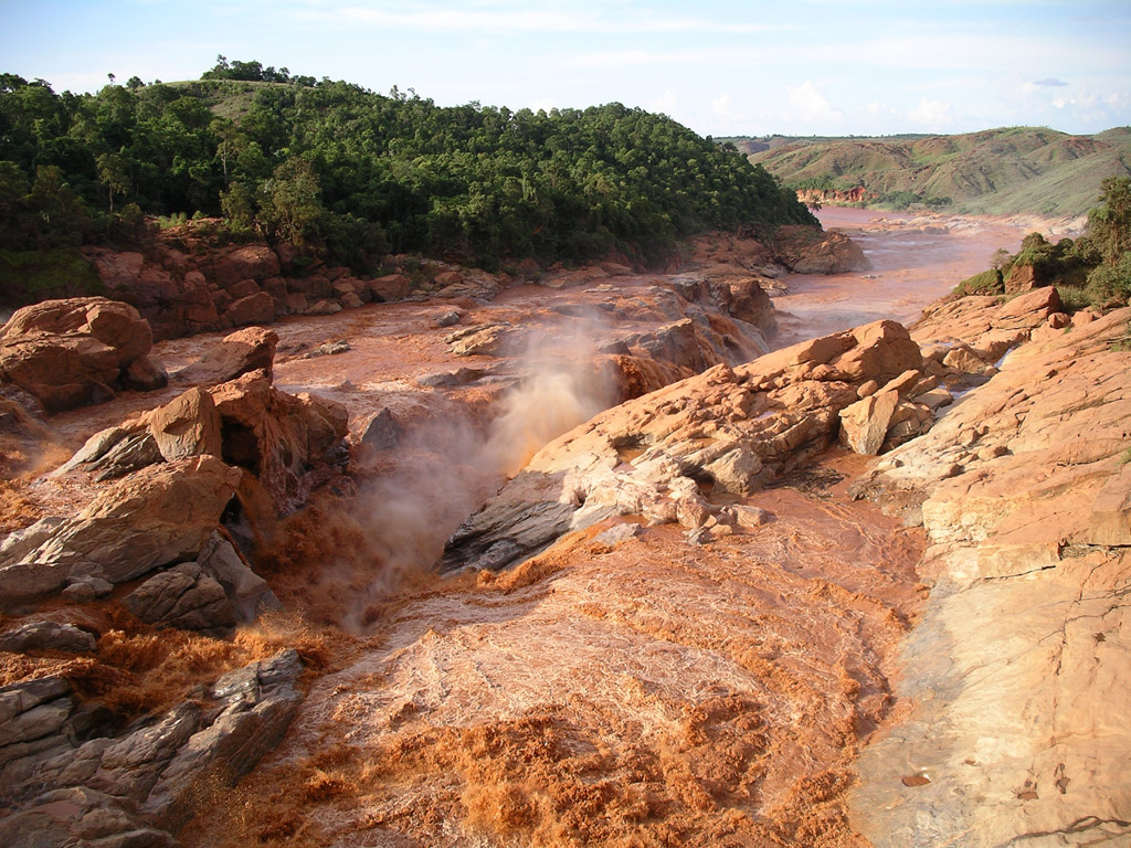 Betsiboka river
